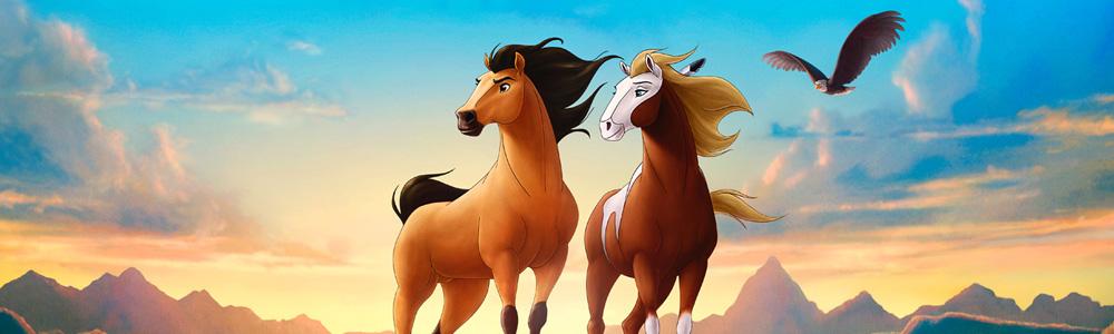 Spirit - Cavallo selvaggio