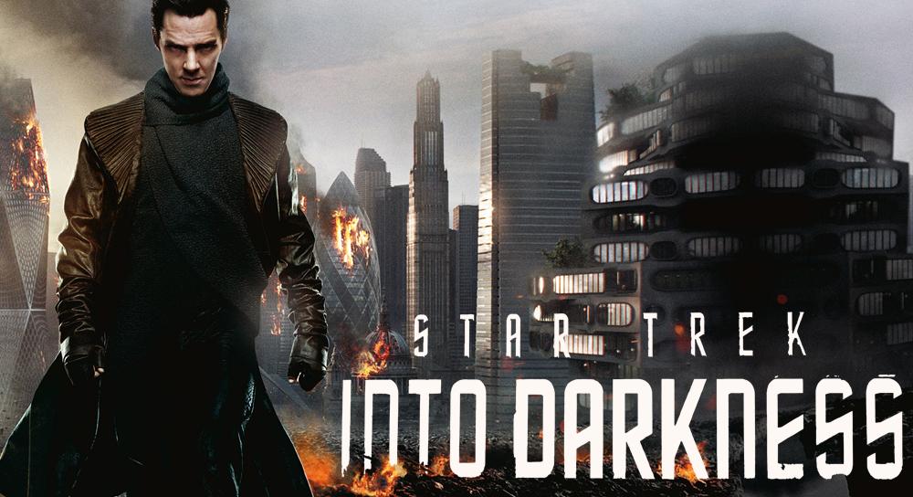 Into Darkness - Star Trek
