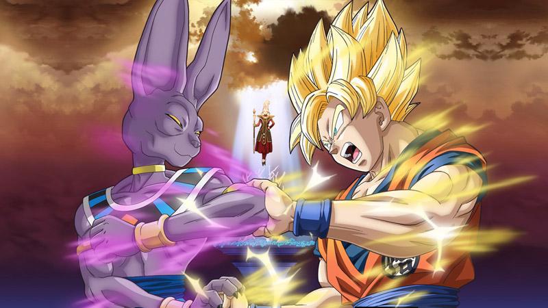 Dragon Ball Z - La battaglia degli Dei