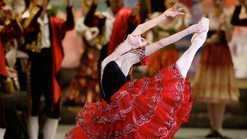 Il balletto del Bolshoi: Don Chisciotte