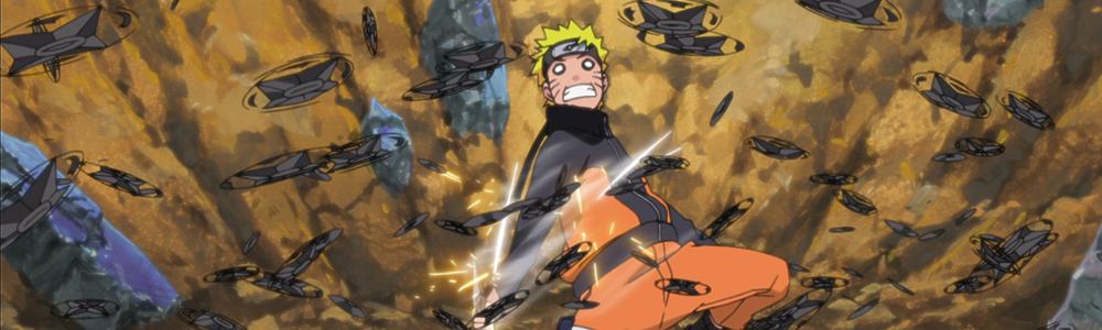 Naruto - La prigione insanguinata