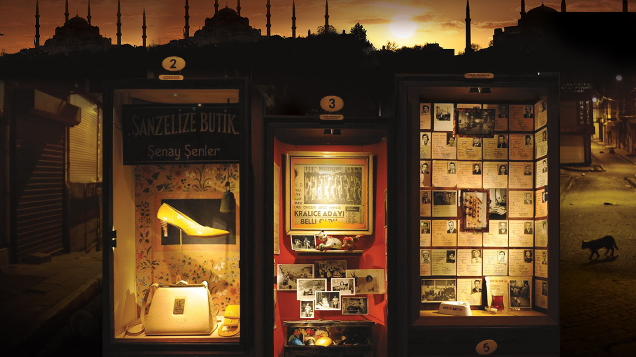 Istanbul e il Museo dell'innocenza di Pamuk