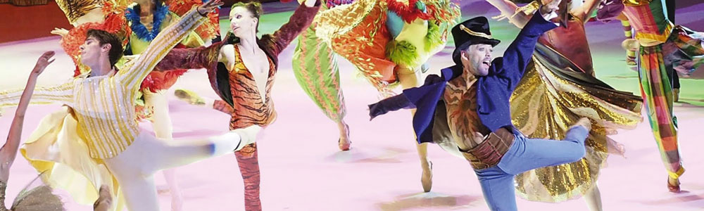 Les Ballets de Monte-Carlo. Casse Noisette Compagnie