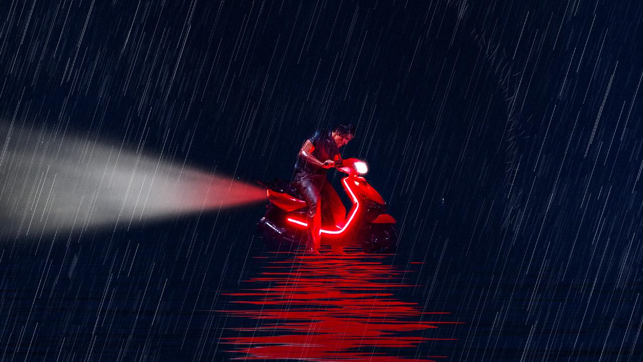 Il lago delle oche selvatiche