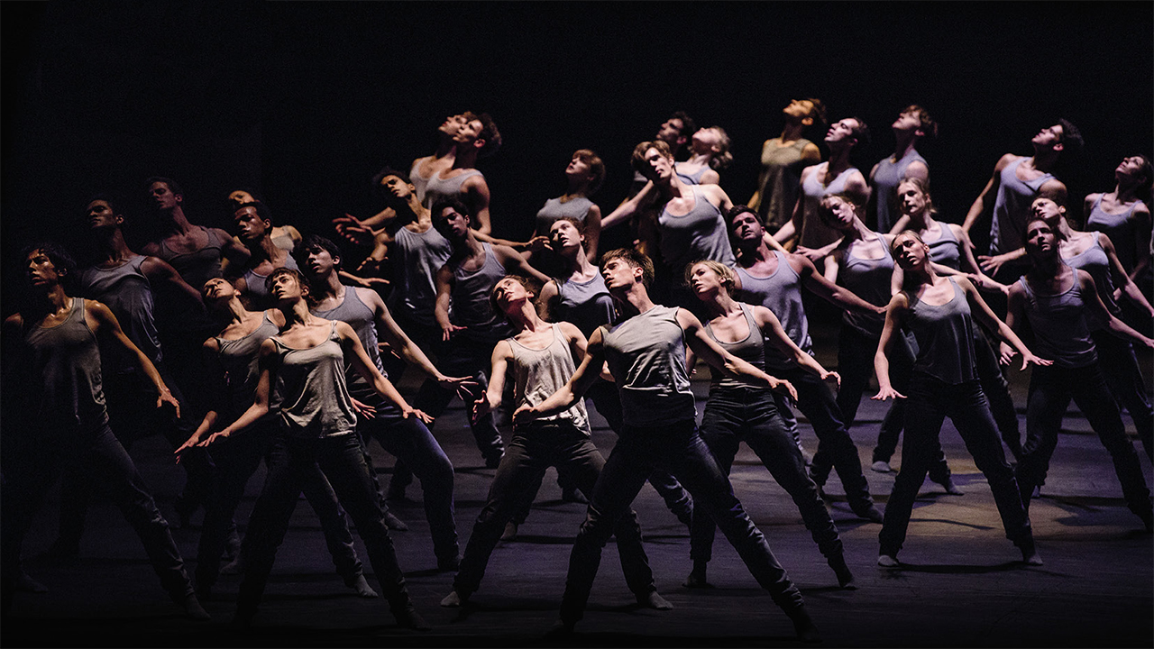 Royal Opera House: Flight Pattern - Programma triplo