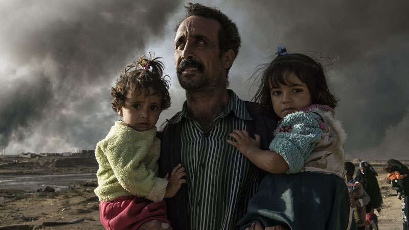 Isis, Tomorrow - The Lost Souls of Mosul