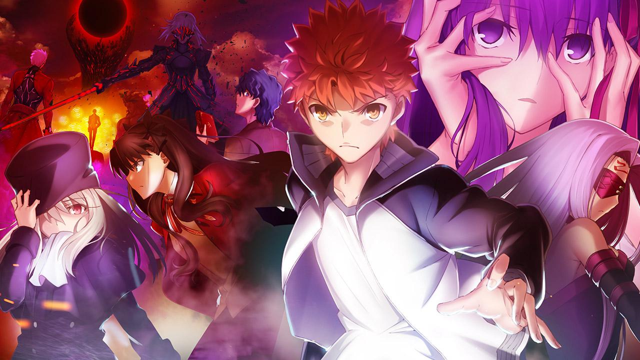 Fate/Stay Night: Heaven's Feel - 2. Lost Butterfly